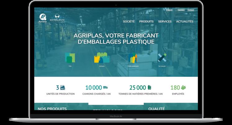 site fabricant btob